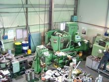 MODEL NO. E 16, LORENZ CNC GEAR