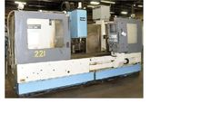MODEL VTC20C MAZAK CNC VERTICAL