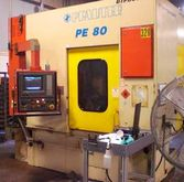 MODEL PE80 PFAUTER CNC GEAR HOB