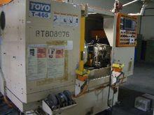 TOYO MODEL 465 CNC GEAR HONE, 2