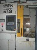 VT-200 HARDINGE 2-AXIS CNC VERT