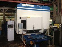 LC502 LIEBHERR 6-AXIS CNC GEAR