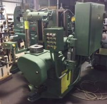 MODEL #85 CROSS CHAMFERING AND