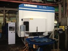 MODEL LC502 LIEBHERR 6-AXIS CNC
