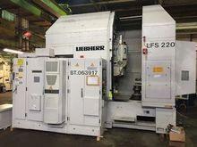 LIEBHERR LFS220 CNC GEAR SHAPER