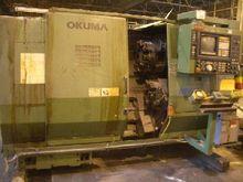 Used OKUMA MODEL LU
