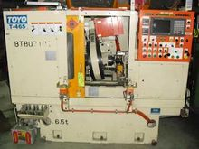 NO.T-465 TOYO CNC GEAR HONE