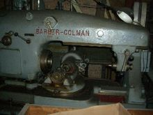 NO. 14-15, BARBER COLMAN,