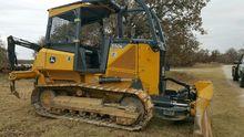 2012 John Deere 550K XLT