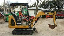 2012 Caterpillar 301.8