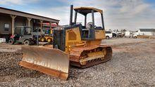 2012 John Deere 450 J LGP