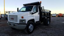 2004 GMC C6500 Single Axle Dump