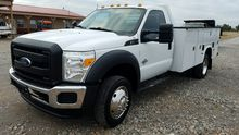 2011 Ford F-550 Chassis