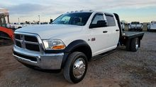 Dodge Ram 5500 HD Chassis