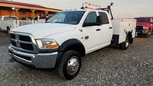 2011 Dodge Ram 4500 HD Chassis