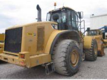 2011 Caterpillar 980H