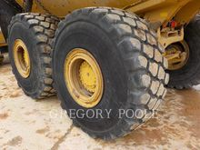 2011 Caterpillar 740B/TAIL