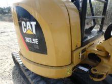 2013 Caterpillar 303.5ECR