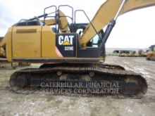 2014 Caterpillar 329EL