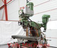 Bridgeport BRJ Milling machine