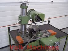 1987 Botek MS 01 Tool grinding
