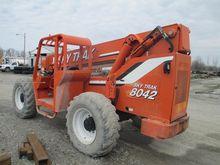Used Sky Trak 8042 i