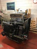 1970 Heidelberg GTK Press