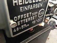 1965 Heidelberg KORA Press