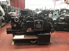 1963 Heidelberg SBG Press