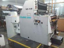 1993 Roland R202 TOB Press