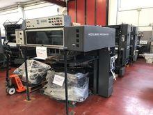 1991 Heidelberg SM102ZP Press