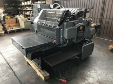 1961 Heidelberg SBG Press
