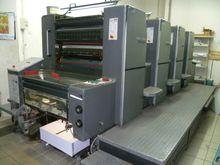 2004 Heidelberg SM74-4 Press