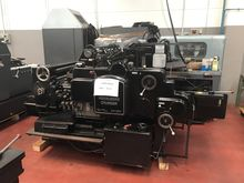 1960 Heidelberg OHZ Press