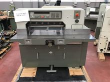 1986 Polar 76 EM Post-press