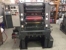 1992 Heidelberg GTO52+ Press
