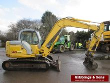 2007 NEW HOLLAND KOBELCO E80 MS