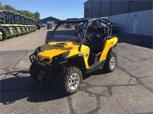 Used 2015 CAN-AM COM