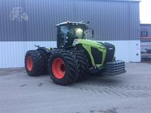 2015 CLAAS XERION 4500 TRAC