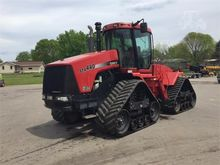 2001 CASE IH STX440 QUAD