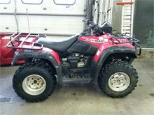 2004 HONDA FOURTRAX FOREMAN RUB