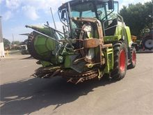 Used 2006 CLAAS RU60