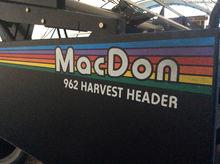 Used 2001 MacDon 962