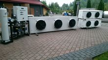 Set refrigerant chiller set to