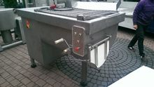 Mixer Vane 450L Mixer with load