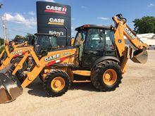 2015 Case 580SN WT T4