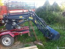 TENIAS B000 para tractor 50 cv