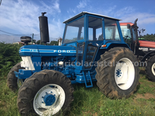 TRACTOR FORD 7610 DT AC6477