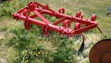 Cultivador 9 brazos de muelles