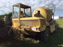 1991 DIECI AutoBetonniere LH645